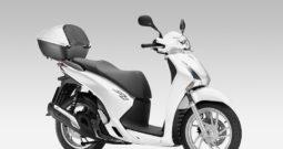 Honda sh125 ABS